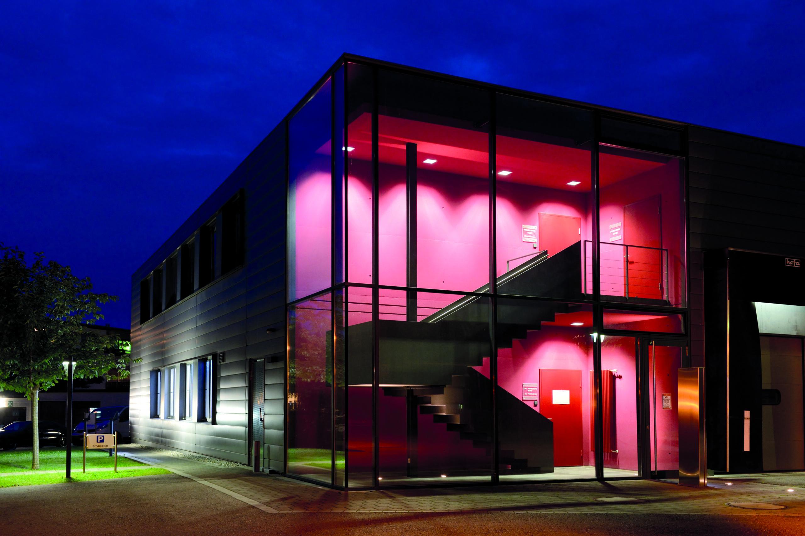 Firmengebäude Oskar Zeeb