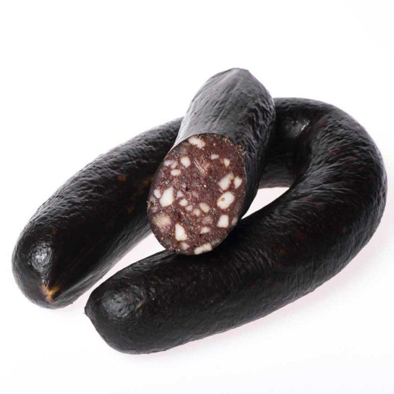 Schwarzwurst im Ring